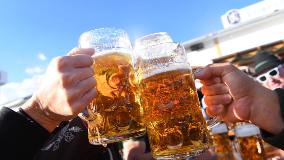 Oktoberfest: Preis für eine Maß Bier steigt auf 11,50 Euro