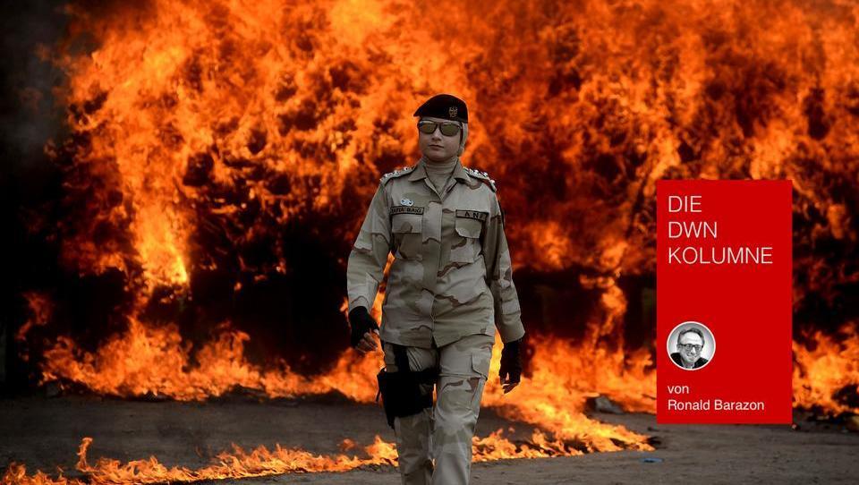 Der Sieg der Taliban wird einen Flächenbrand auslösen, der bis nach Europa reicht