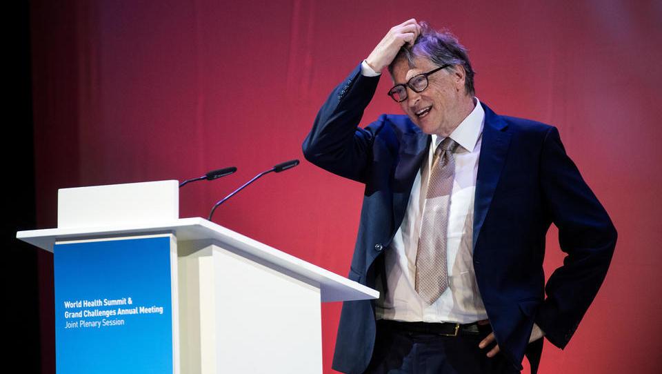 Bill Gates warnt seit 2010 vor einer globalen Pandemie - und bereitet sich seit Langem geschäftlich darauf vor