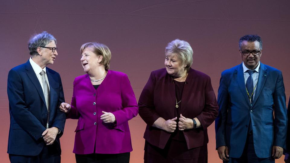 Hiobsbotschaft: Merkel warnt bereits vor der nächsten Pandemie