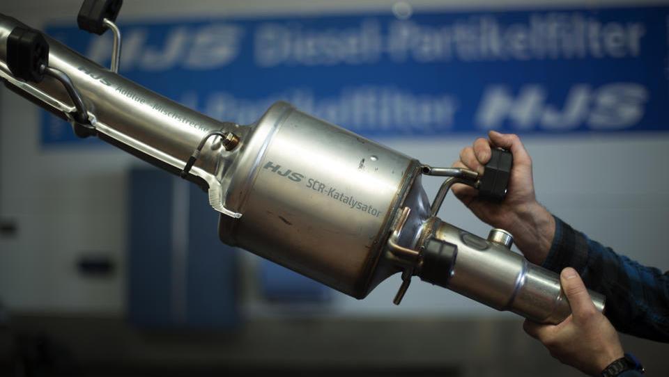 Preisexplosion bei Edelmetallen löst bundesweite Diebstahlserie von Katalysatoren aus