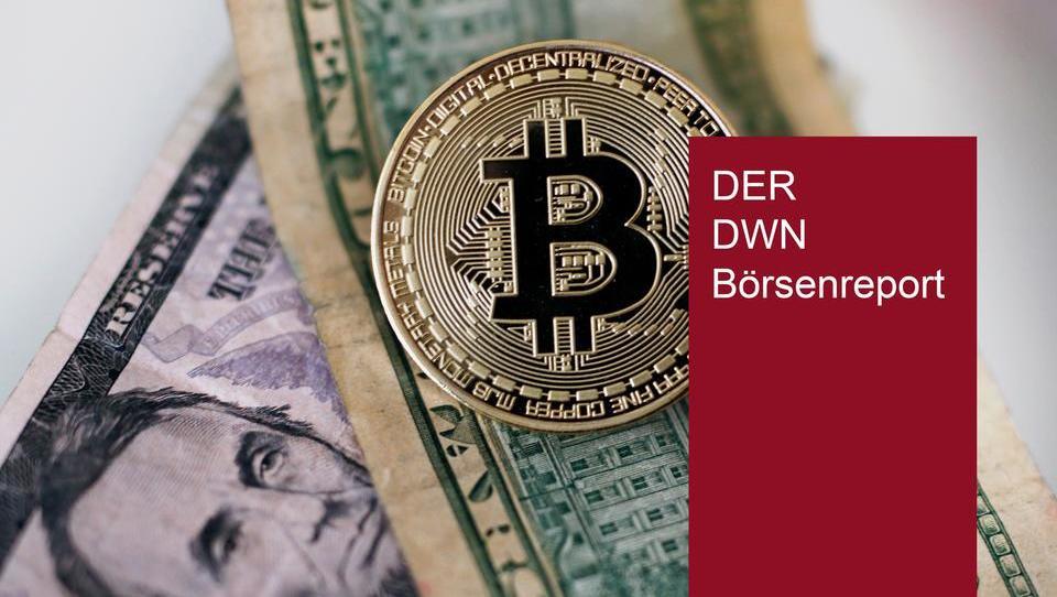 Kauf-Rally treibt den Dax auf Allzeit-Hoch, Bitcoin bei Investoren gefragt