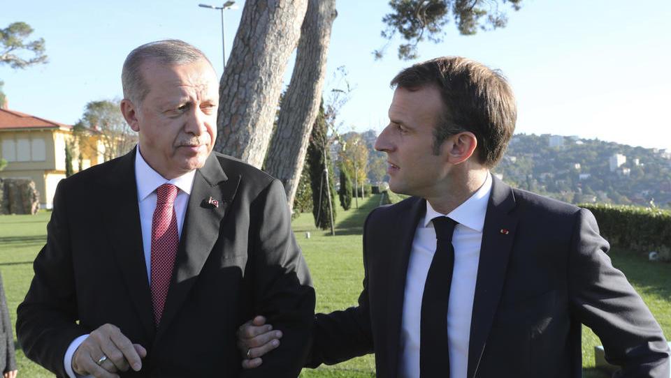Wegen Libyen: Massive Spannungen zwischen Frankreich und Türkei