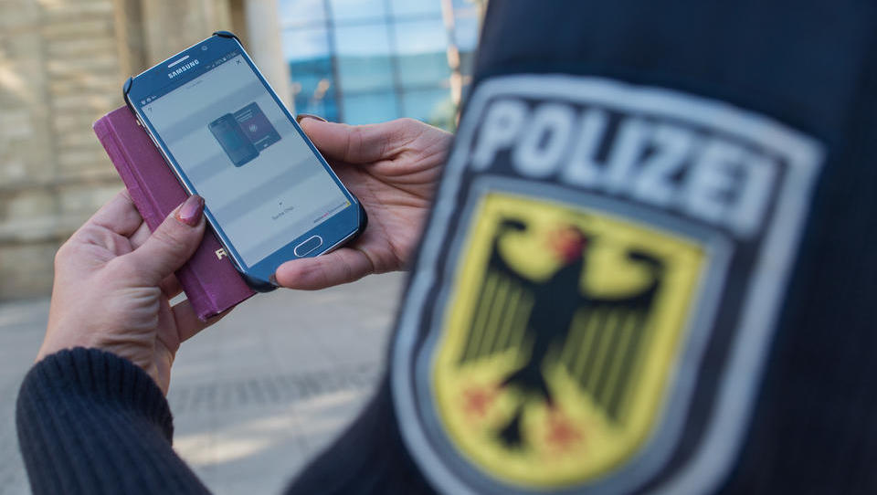 Bundespolizei verstärkt Schleierfahndung an mehreren Grenzabschnitten