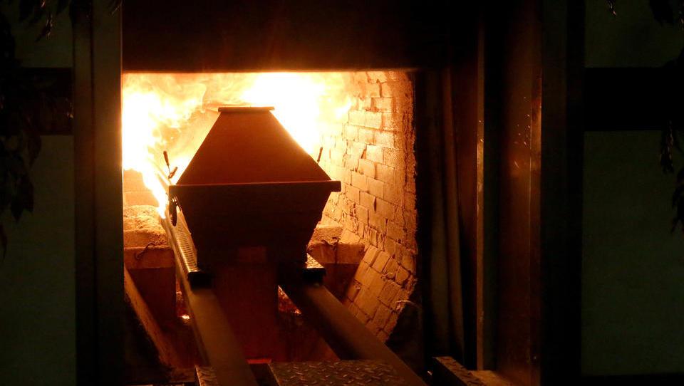 Gruselig: Krematorien in Sachsen haben wegen Corona Hochbetrieb - Kapazitätsgrenze erreicht