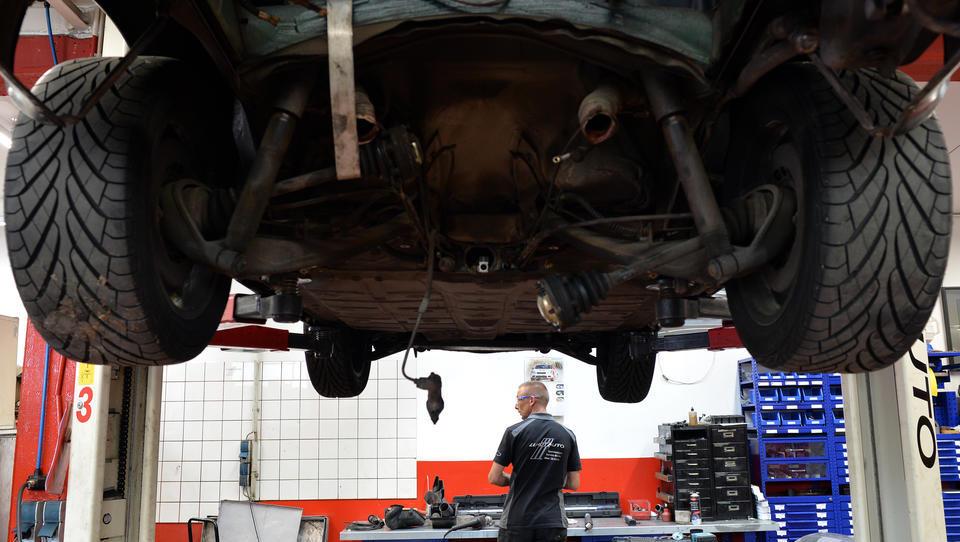 Neue Technologie: Künstliche Intelligenz entdeckt versteckte Schäden am Auto