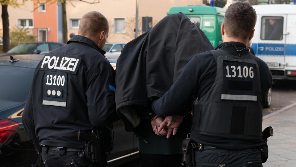 Aus für das Kokain-Taxi: Großrazzia gegen kurdisch-arabische Clans in Berlin