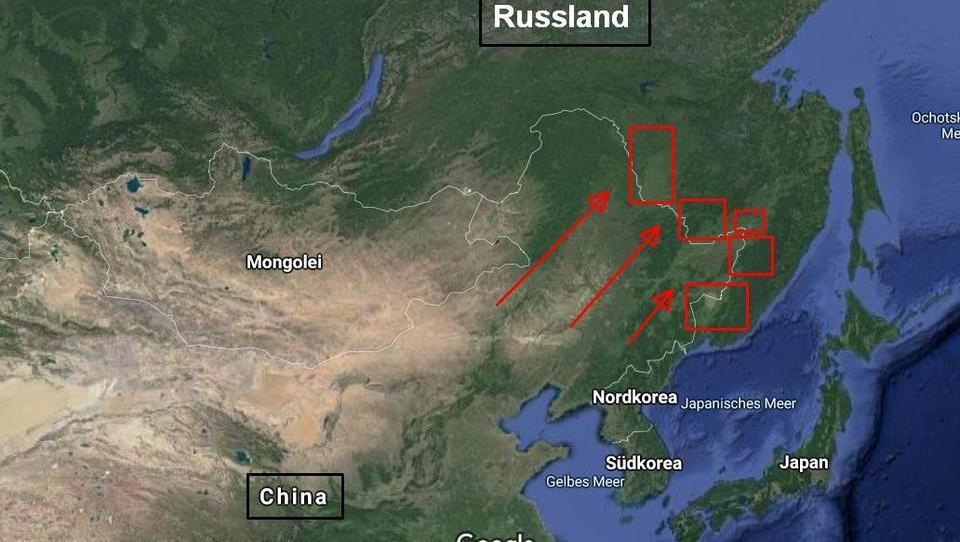 Chinesen besiedeln den Fernen Osten Russlands