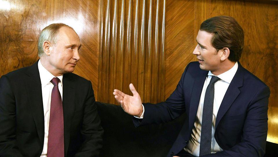 Spionage-Vorwurf: Österreich verweist russischen Diplomaten des Landes