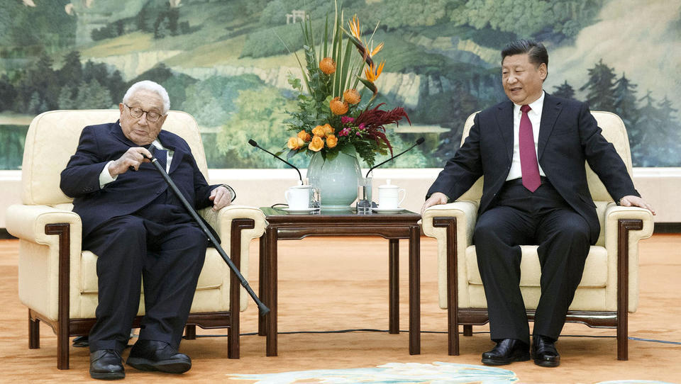 China und USA arbeiten an