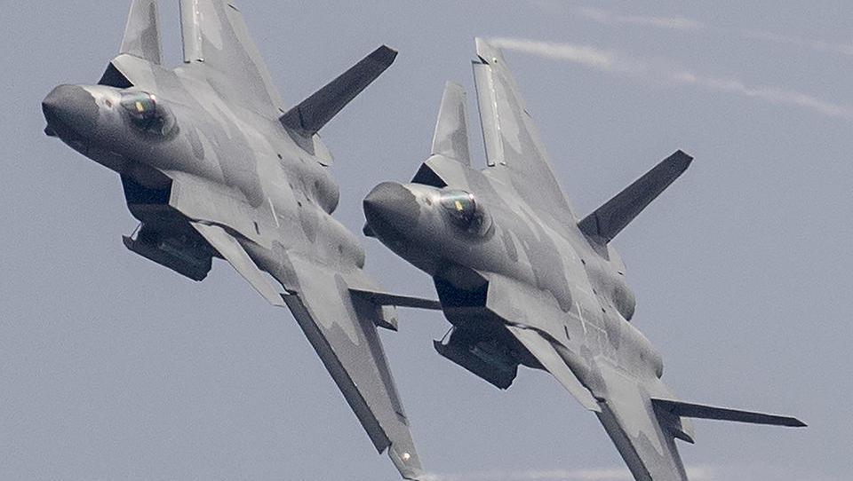 China will seine Luftwaffe mit Laser-Waffen ausstatten