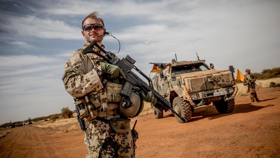 Wegen Unmuts in Frankreich: Ausweitung des Bundeswehreinsatzes in Mali wird wahrscheinlicher