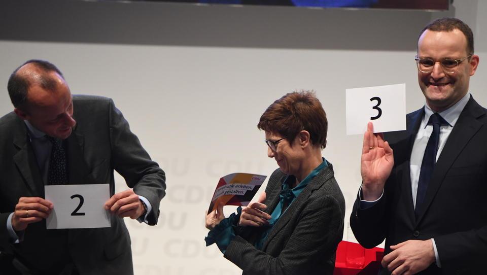 Der nächste Bundeskanzler könnte Jens Spahn heißen