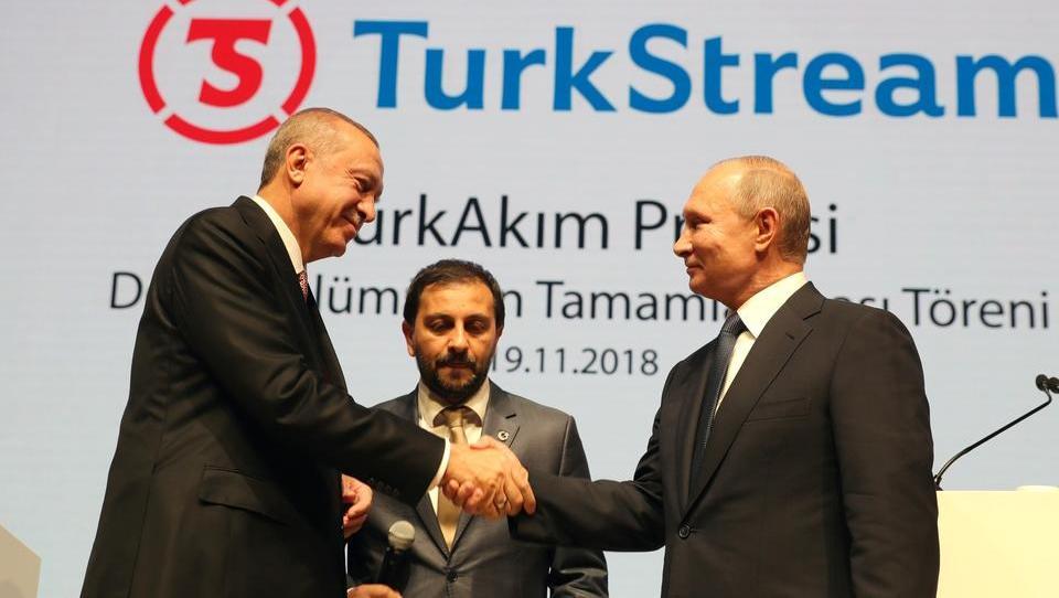 Gazprom im Vormarsch: TurkStream hat dieselbe politische Funktion wie South Stream