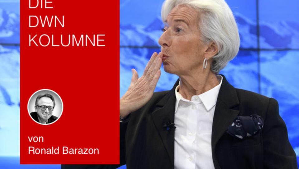Christine Lagarde könnte sich als ausgezeichnete EZB-Präsidentin entpuppen