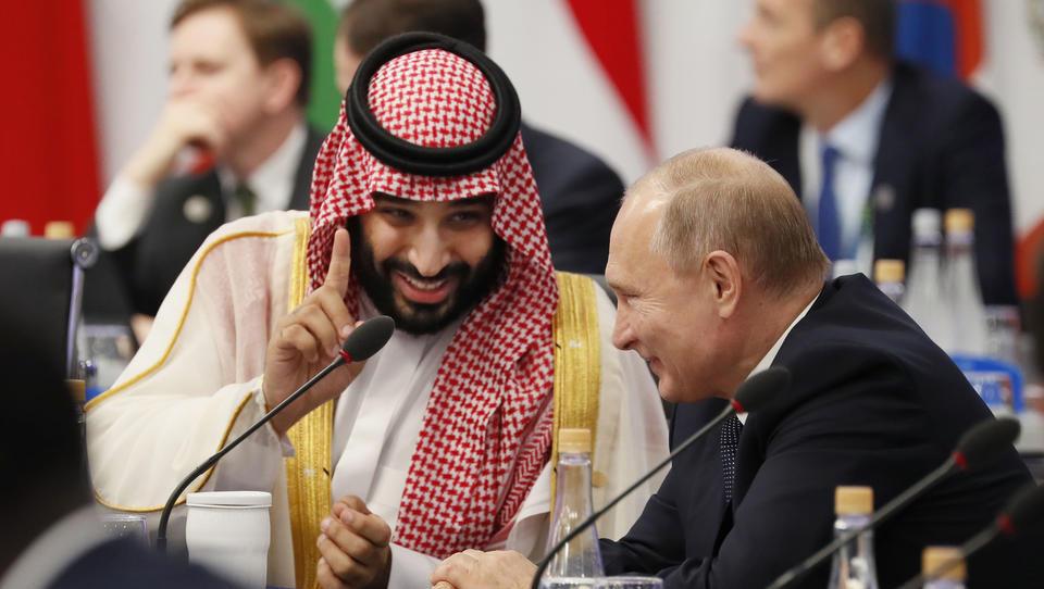 Damit Ölpreis wieder steigt: Saudi-Arabien und Russland hoffen auf Spannungen zwischen Iran und USA