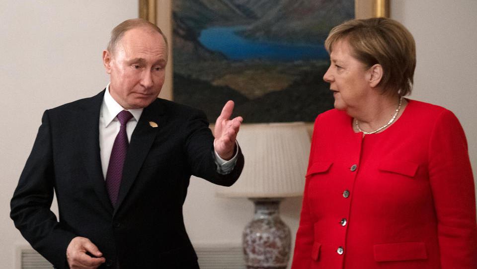 Russland bietet Deutschland Wasserstoff-Bündnis an