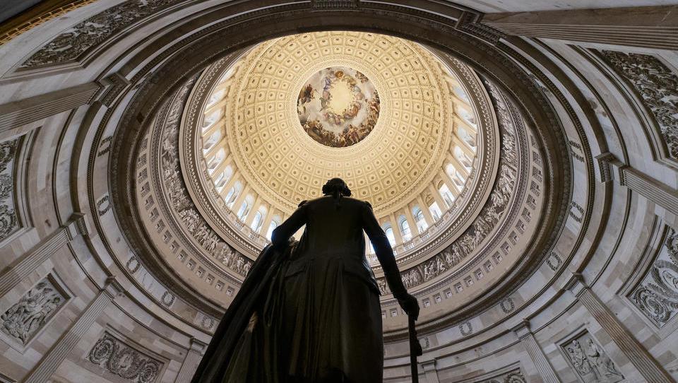 US-Senat will Konfrontationskurs gegen China mit neuem Gesetz verschärfen