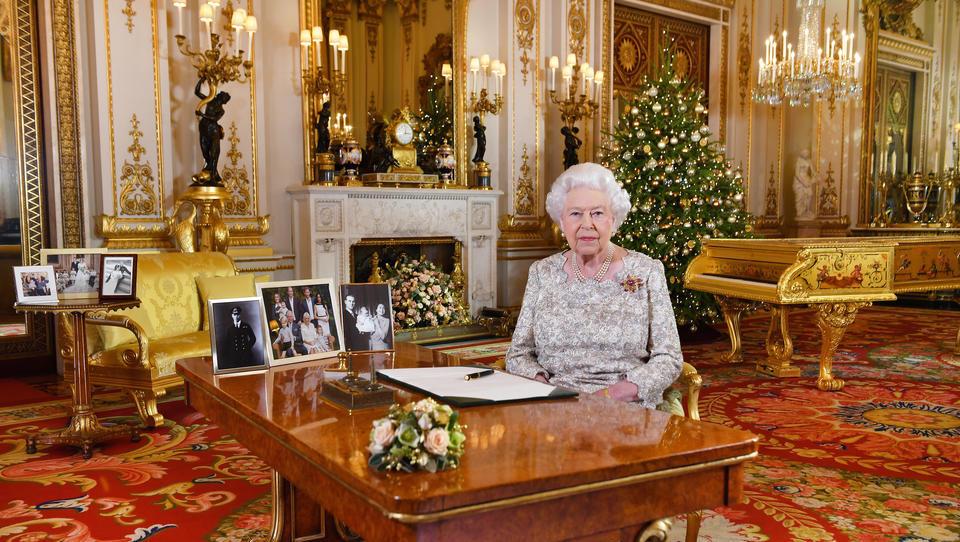 """Herzogin Meghan nennt britisches Königshaus """"die Firma"""""""