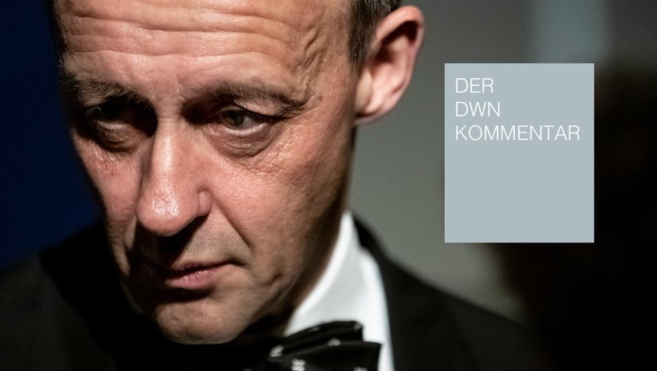 Deutschland ist für Friedrich Merz zweitrangig: An erster Stelle steht die Finanz-Industrie