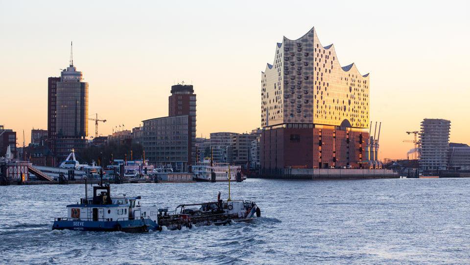 Hamburger Hafen soll Weltzentrum der Wasserstoff-Energie werden
