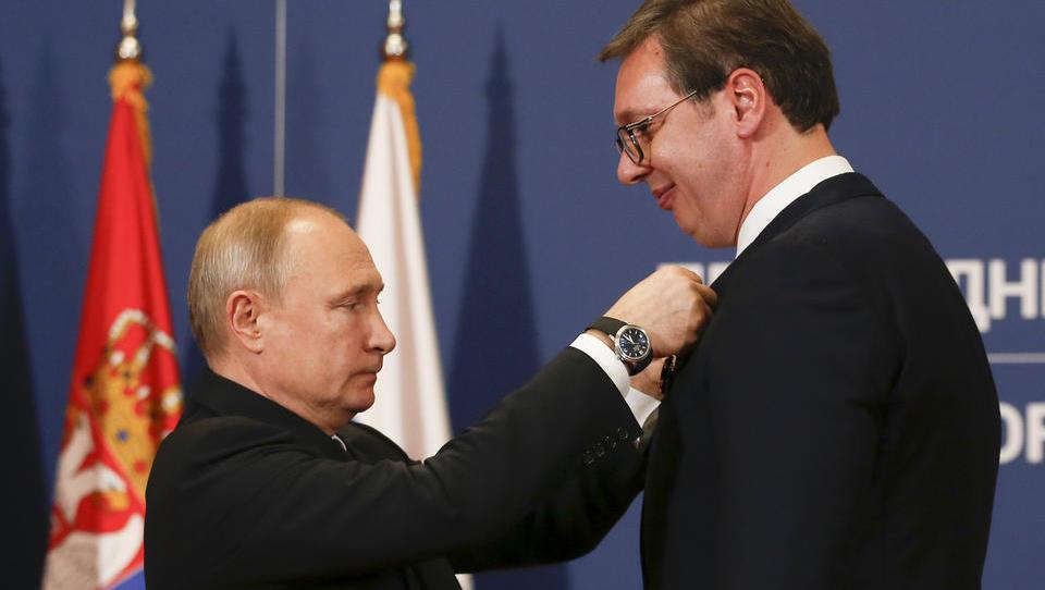 Kosovo-Konflikt: Russland deutet Unterstützung Serbiens im Kriegsfall an