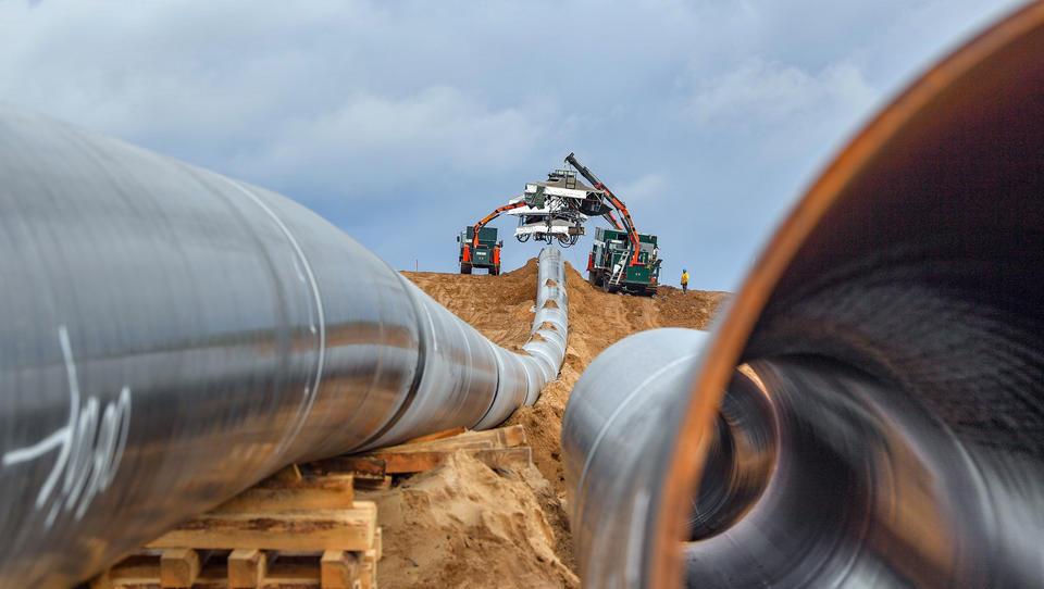 Importpreise für Erdgas verteuern sich um 170,5 Prozent