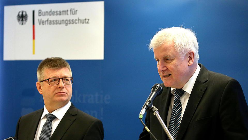 Verfassungsschutz: In Sachsen und Thüringen formieren sich linksextreme Überfalltrupps