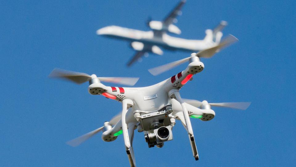 Deutsche Flugsicherung beginnt Testphase für Anti-Drohnen-Systeme