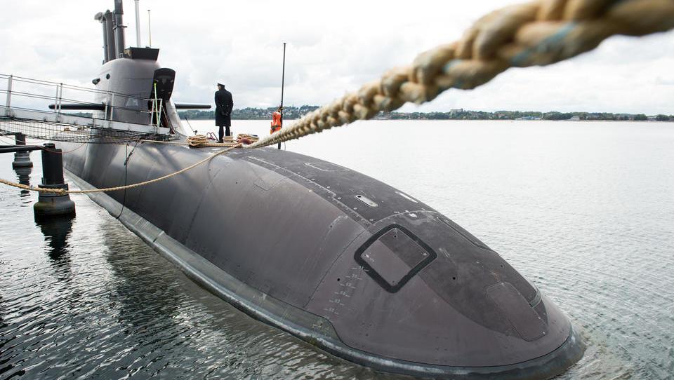 An Fremdfirmen ausgelagerte Dienste legen deutsche High-Tech-U-Boote lahm