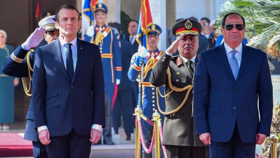 Ägypten und die Türkei steuern auf eine militärische Konfrontation in Libyen zu
