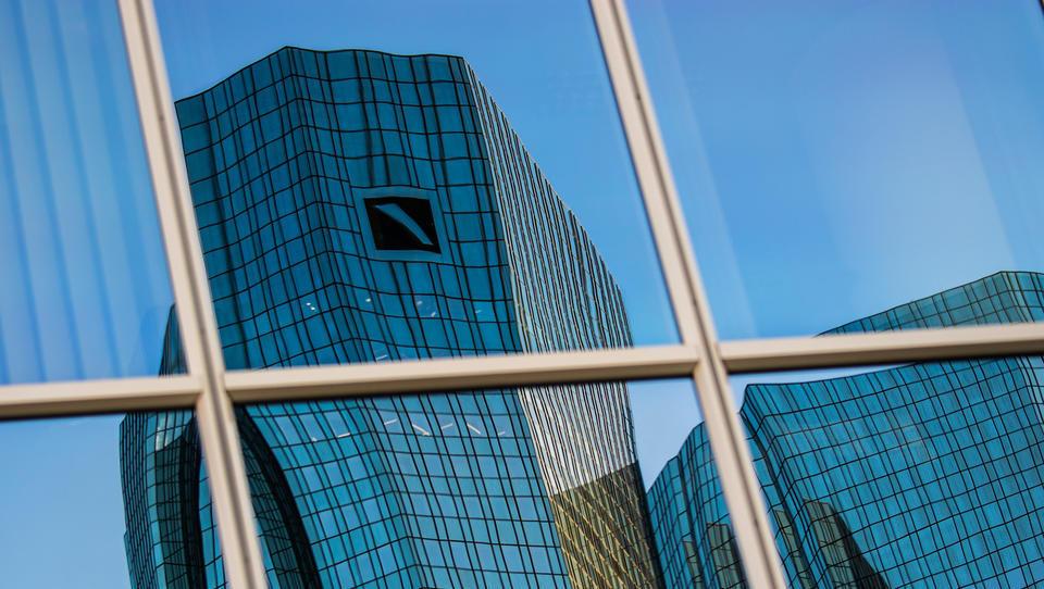 Ein Finanz-Bollwerk: Deutsche Bank legt besten Jahresstart seit 2014 hin