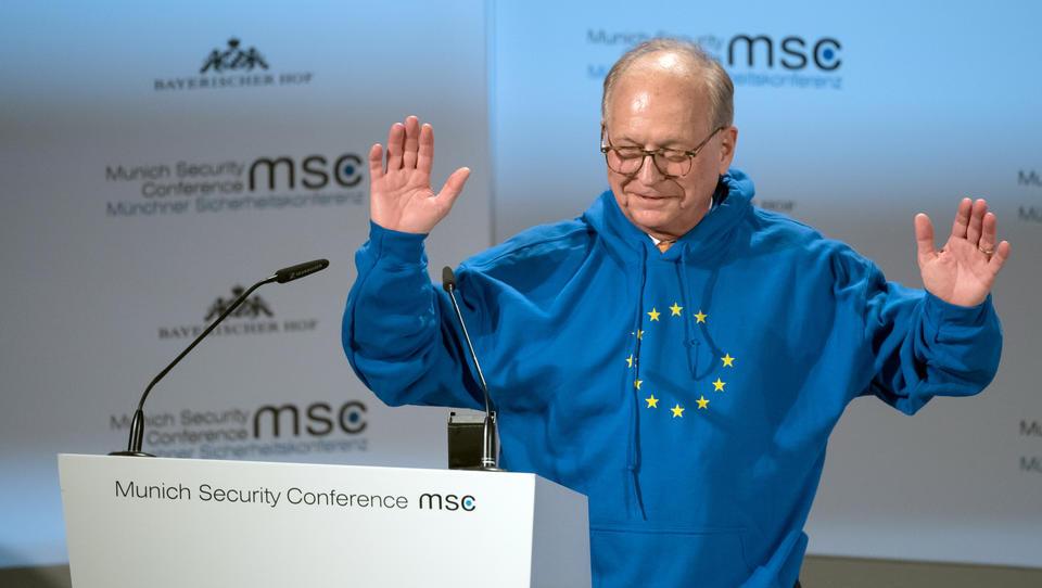 Chef der Münchener Sicherheitskonferenz lobt Putins Nahost-Politik