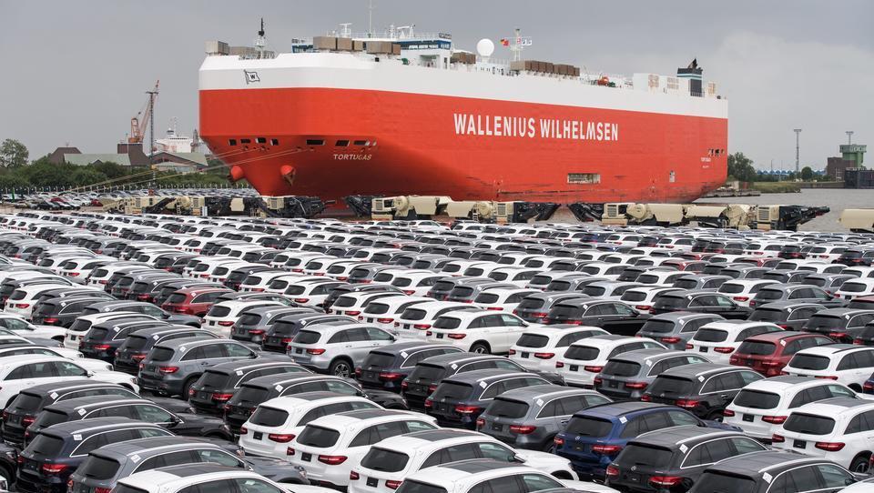 Einbruch am Weltmarkt: Deutsche Autobauer stehen vor riesigen Verlusten