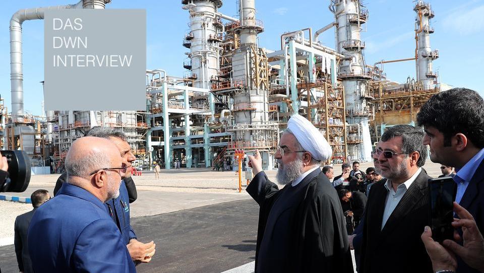 DWN-Exklusiv-Interview: Deutsch-iranische Handelskammer warnt vor Zusammenbruch der Handelsbeziehungen