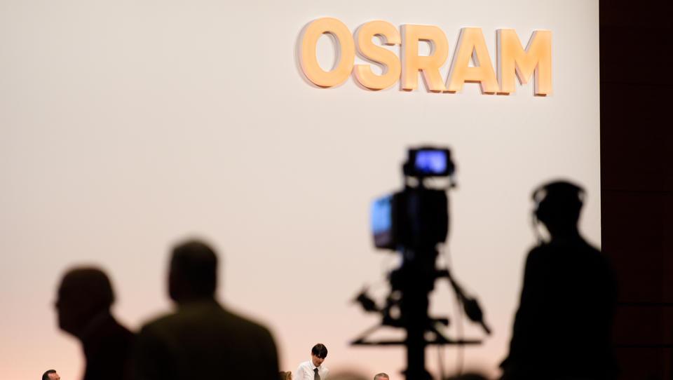 Londoner Großspekulant steigt bei Osram ein