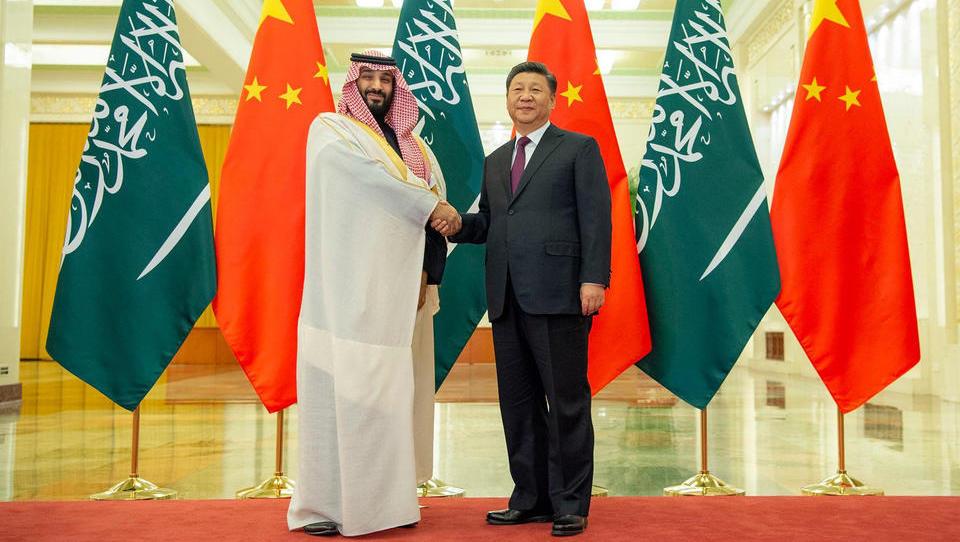 Chinas Seidenstraßen-Fonds erwirbt Anteile an saudi-arabischen Energiekonzern