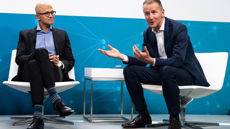 Volkswagen: Kunden sollen zu gläsernen Digital-Konsumenten werden