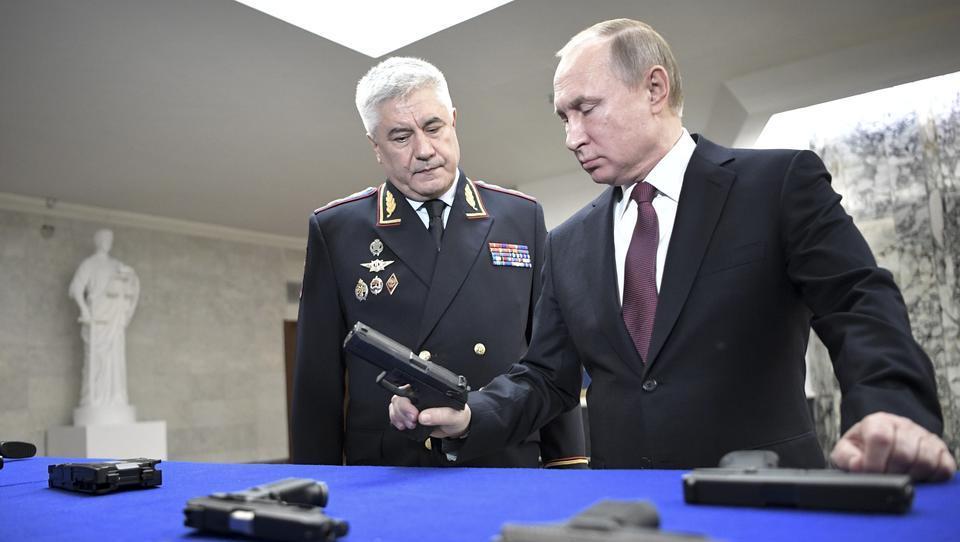 Putin legt sich mit Russlands Mafia-Bossen an