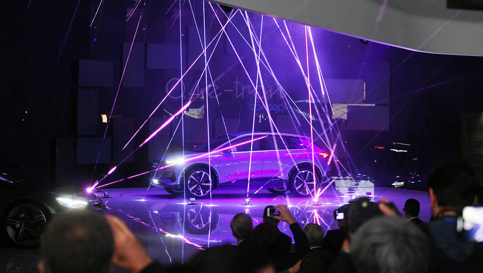 Arbeitslos ins E-Zeitalter: Audi streicht jeden sechsten Arbeitsplatz in Deutschland