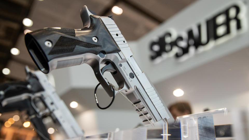 Sig Sauer: Deutschlands ältester Waffenhersteller ist pleite