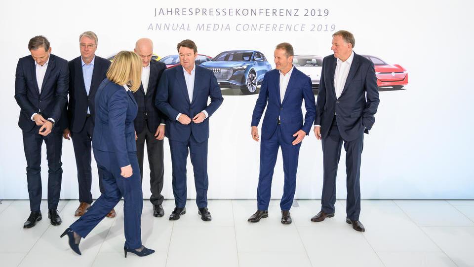 Insider: VW gibt in Kürze Rausschmiss von Top-Managern der Konzernspitze bekannt
