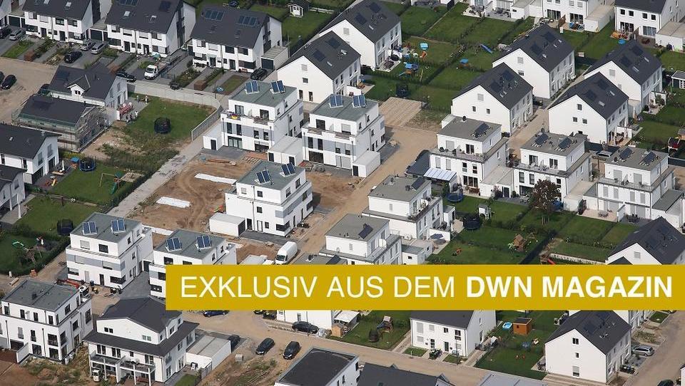 Die Geschichte der Urbanisierung