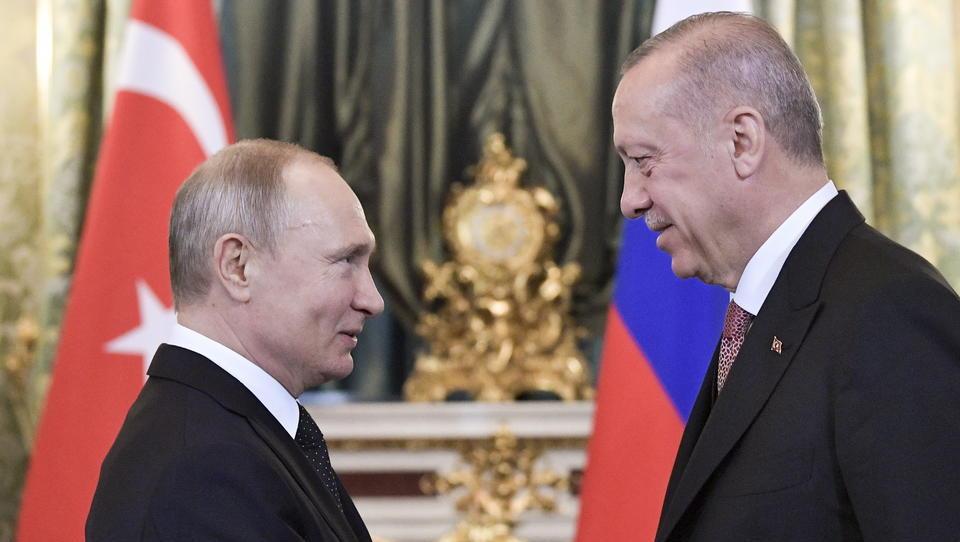 Putin und Erdogan teilen den Balkan unter sich auf