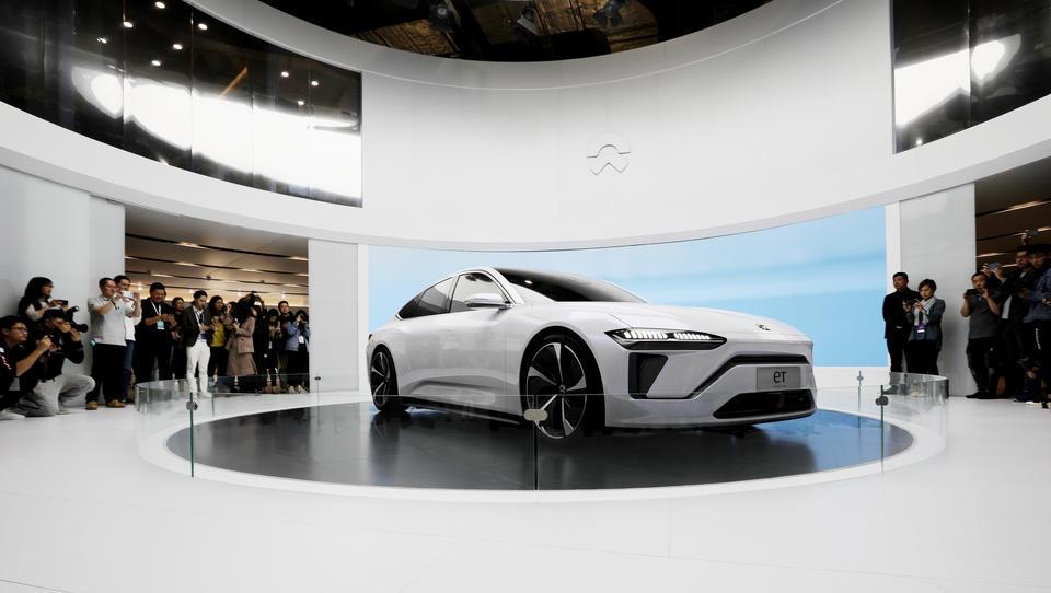 Chinas Vorreiter der Elektromobilität steuert auf den Bankrott zu