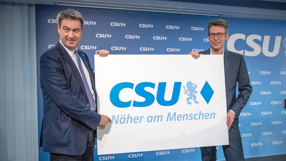 Dammbruch-Effekt: Panik in der CSU wegen Landtagswahl-Ergebnisse
