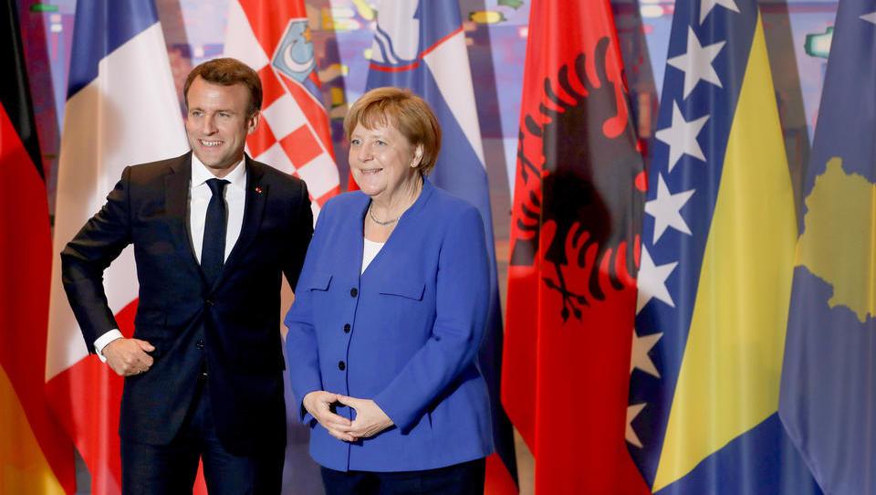 Affront gegen Russland? Merkel sieht Westbalkan-Staaten als künftige EU-Mitglieder