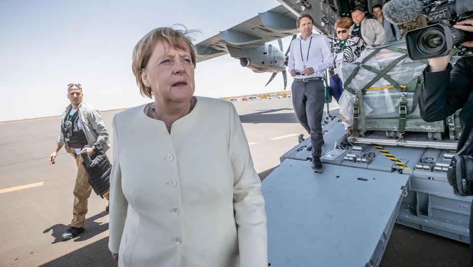 Pakt mit russischen Söldnern? Bundesregierung droht Mali mit Konsequenzen