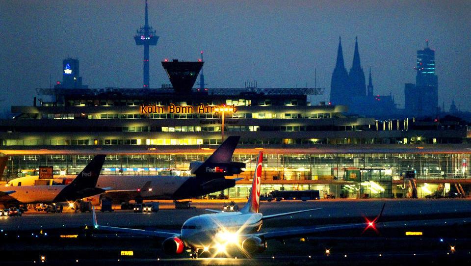 Flughafen Köln-Bonn rutscht tief in die Verlustzone