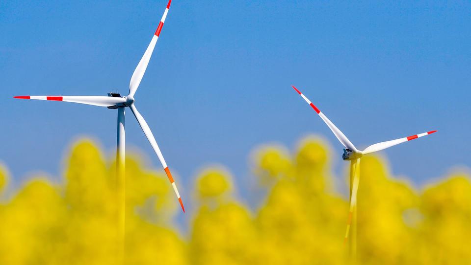 Branchenverbände werden nervös: Zahl der neugebauten Windräder bricht stark ein